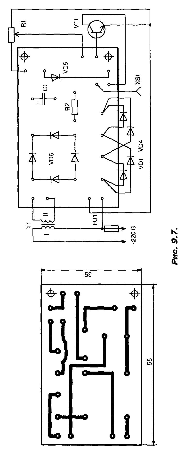 Bt136 600e схема регулятора фото 259